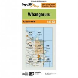 Topo50 AW30 Whangaruru
