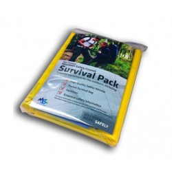 Survival Pack Basic (New Zealand Mountain Safety Council)