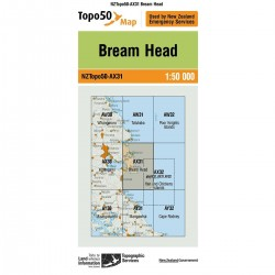 Topo50 AX31 Bream Head