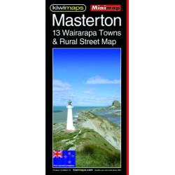 Masterton & Wairarapa Towns Minimap 14