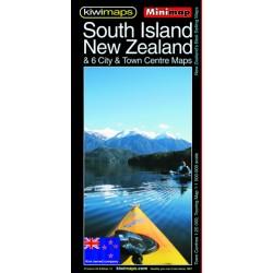 South Island Minimap 25