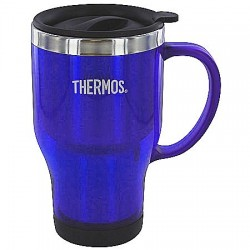 Thermos Travel Mug with Handle 450ml