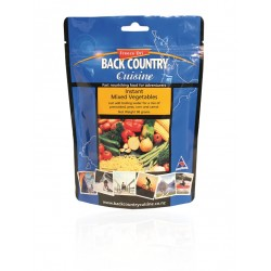 Back Country Cuisine Instant Mixed Vegetables