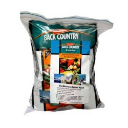 Back Country Cuisine No Worries Ration Pack