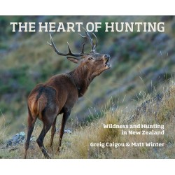Wildness and hunting in New Zealand