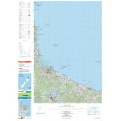 Topo250-06 Tuaranga Map