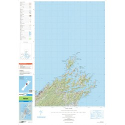 Topo250-13 Nelson Map
