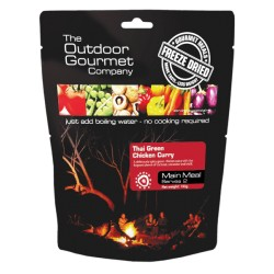 Outdoor Gourmet Company Thai Green Chicken Curry