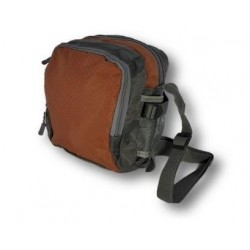 Practical Travel Bag - Orange