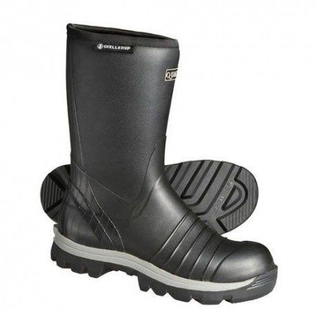 Skellerup Quatro Insulated Calf Gumboot
