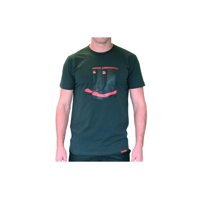 Red Band T Shirt