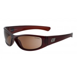 Dirty Dog Buzzer, Dark Brown with Brown Polarized Lens