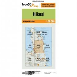 Topo50 BB35 Hikuai