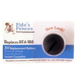 3-Volt Battery (RFA-188) - PetSafe Compatible
