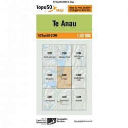 Topo50 CD08 Te Anau