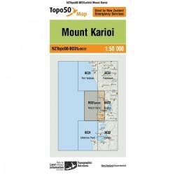 Topo50 BD31 Mount Karioi