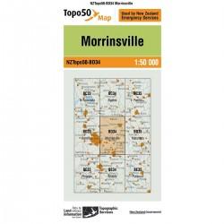 Topo50 BD34 Morrinsville