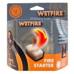 Ultimate Survival Technologies Wetfire Fire Starters