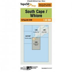 Topo50 CK08 South Cape/Whiore