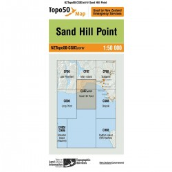 Topo50 CG07 Sand Hill Point
