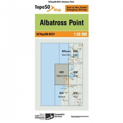 Topo50 BE31 Albatross Point