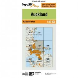 Topo50 BA32 Auckland