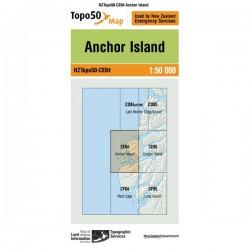 Topo50 CE04 Anchor Island
