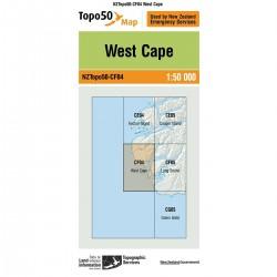 Topo50 CF04 West Cape