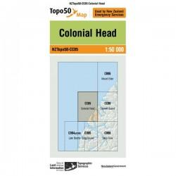 Topo50 CC05 Colonial Head
