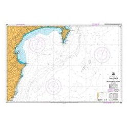 NZ 56 Hydrographic Nautical Chart- Table Cape to Blackhead Point