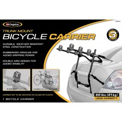 Bicycle Carrier - Trunk Mount Type 3-Bikes