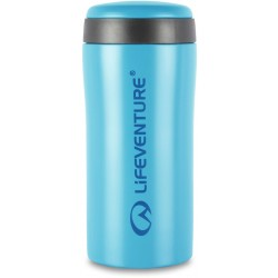 LifeVenture Thermal Mug-Matt Aqua