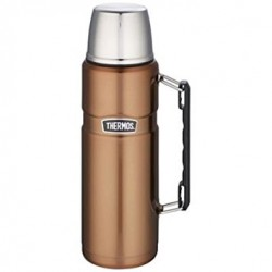 Thermos Flask Stainless Steel Copper 1.2 Litres