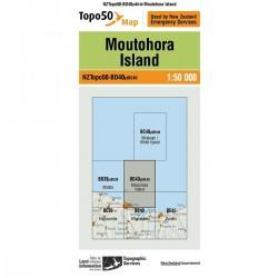 Topo50 BD40 Moutohora Island