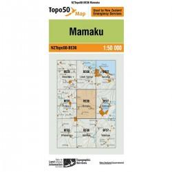 Topo50 BE36 Mamaku