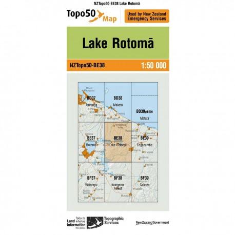 Topo50 BE38 Lake Rotoma