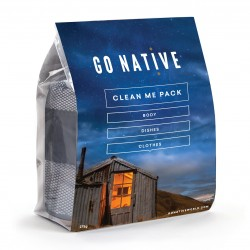 Go Native Clean Me Pack 275g