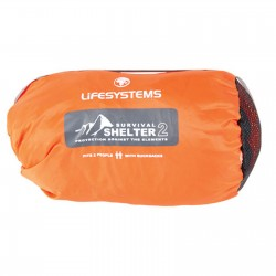 Lifesystems Survival Shelter - 2 Person