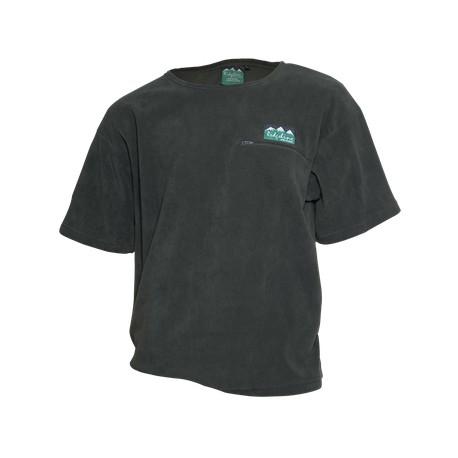Ridgeline Microfleece Premium Workmans Zip Tee - Olive