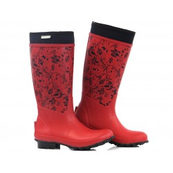 Boonies Womens Rosie Tall Red