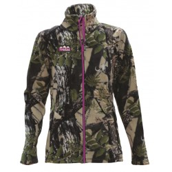 Ridgeline Womens Hinterland Fleece - Buffalo Camo