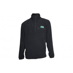 Ridgeline Micro Fleece Long Sleeve Shirt - Black