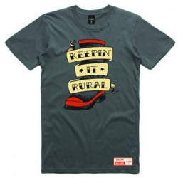 Red Band Keepin' it Rural T-Shirt