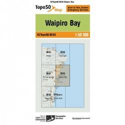 Topo50 BE45 Waipiro Bay