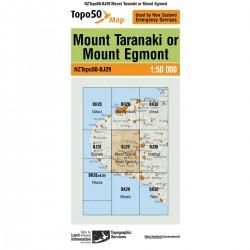 Topo50 BJ29 Mount Taranaki