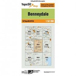 Topo50 BF34 Benneydale