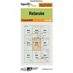 Topo50 BH33 Retaruke