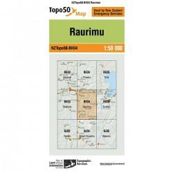Topo50 BH34 Raurimu