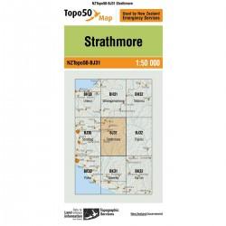 Topo50 BJ31 Strathmore
