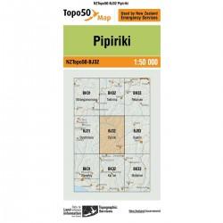 Topo50 BJ32 Pipiriki